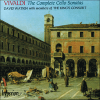 CDA66881/2 - Vivaldi: The Complete Cello Sonatas