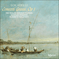 CDA66981/2 - Locatelli: Concerti Grossi Op 1