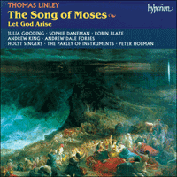 CDA67038 - Linley Jr.: The Song of Moses & Let God arise
