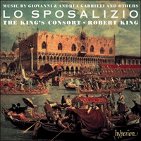 CDA67048 - Lo Sposalizio – The wedding of Venice to the sea