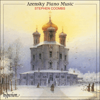 CDA67066 - Arensky: Piano Music
