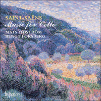 CDA67095 - Saint-Saëns: Cello Sonatas