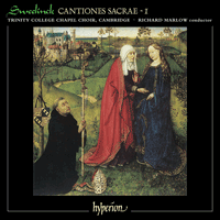 CDA67103 - Sweelinck: Cantiones Sacrae, Vol. 1