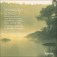 CDA67123 - Stanford: Songs, Vol. 1