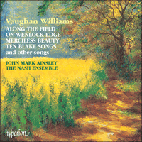 CDA67168 - Vaughan Williams: Songs
