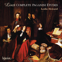 CDA67193 - Liszt: The complete music for solo piano, Vol. 48 - The Complete Paganini Études