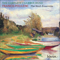 CDA67255/6 - Poulenc: The Complete Chamber Music