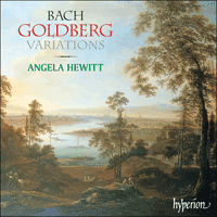 CDA67305 - Bach: Goldberg Variations