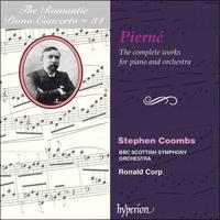 Pierné: Piano Concertos - CDA67348 - Gabriel Pierné (1863-1937
