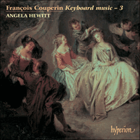CDA67520 - Couperin: Keyboard Music, Vol. 3