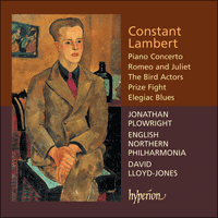 CDA67545 - Lambert: Romeo and Juliet & other works