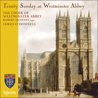 CDA67557 - Trinity Sunday at Westminster Abbey