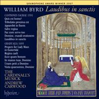 Byrd Laudibus In Sanctis Other Sacred Music Cda67568 William