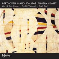 Beethoven: Piano Sonatas Opp 2/3, 13 & 28 - CDA67605 - Ludwig van ...