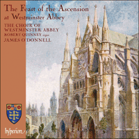 CDA67680 - The Feast of the Ascension at Westminster Abbey