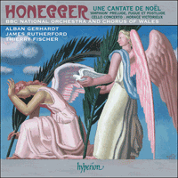 CDA67688 - Honegger: Une Cantate de Noël, Cello Concerto & other orchestral works