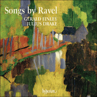 CDA67728 - Ravel: Songs