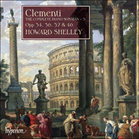 CDA67814 - Clementi: The Complete Piano Sonatas, Vol. 5