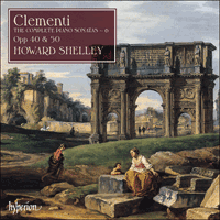 CDA67819 - Clementi: The Complete Piano Sonatas, Vol. 6