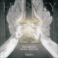 CDA67835 - Harvey: The Angels, Ashes Dance Back & other choral works