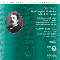 CDA67859 - Stanford: The Complete Works for Cello & Orchestra
