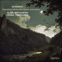 CDA67911/2 - Schubert: Complete works for violin and piano