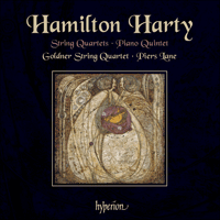 CDA67927 - Harty: String Quartets & Piano Quintet