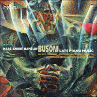 CDA67951/3 - Busoni: Late Piano Music