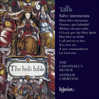 CDA67994 - Tallis: Salve intemerata & other sacred music