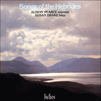 CDH88024 - Songs of the Hebrides