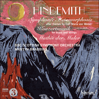 CDA68006 - Hindemith: Symphonic Metamorphosis & other orchestral works