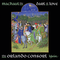 CDA68008 - Machaut: The dart of love