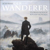 CDA68010 - Schubert: Der Wanderer & other songs