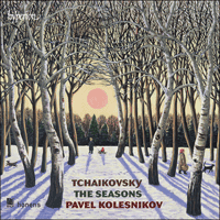 CDA68028 - Tchaikovsky: The seasons