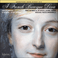 CDA68035 - A French Baroque Diva
