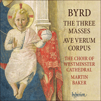 CDA68038 - Byrd: The three Masses