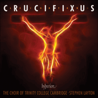 CDA68039 - Leighton: Crucifixus & other choral works