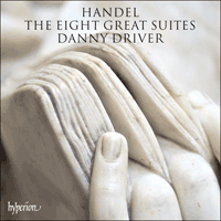 CDA68041/2 - Handel: The Eight Great Suites