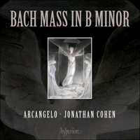 CDA68051/2 - Bach: Mass in B minor