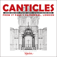 CDA68058 - Canticles from St Paul's