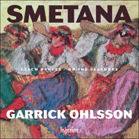 CDA68062 - Smetana: Czech Dances & On the seashore