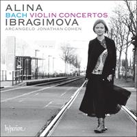 Bach: Violin Concertos - CDA68068 - Johann Sebastian Bach
