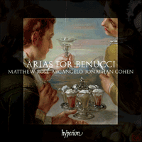 CDA68078 - Arias for Benucci
