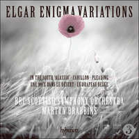 CDA68101 - Elgar: Enigma Variations & other orchestral works