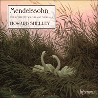 CDA68125 - Mendelssohn: The Complete Solo Piano Music, Vol. 4