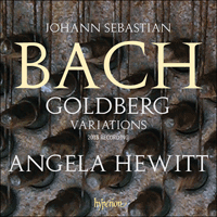 CDA68146 - Bach: Goldberg Variations