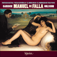 CDA68177 - Falla: Fantasia Baetica & other piano music