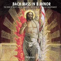 CDA68181/2 - Bach: Mass in B minor
