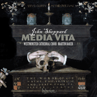 CDA68187 - Sheppard: Media vita & other sacred music