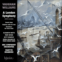CDA68190 - Vaughan Williams: A London Symphony & other works